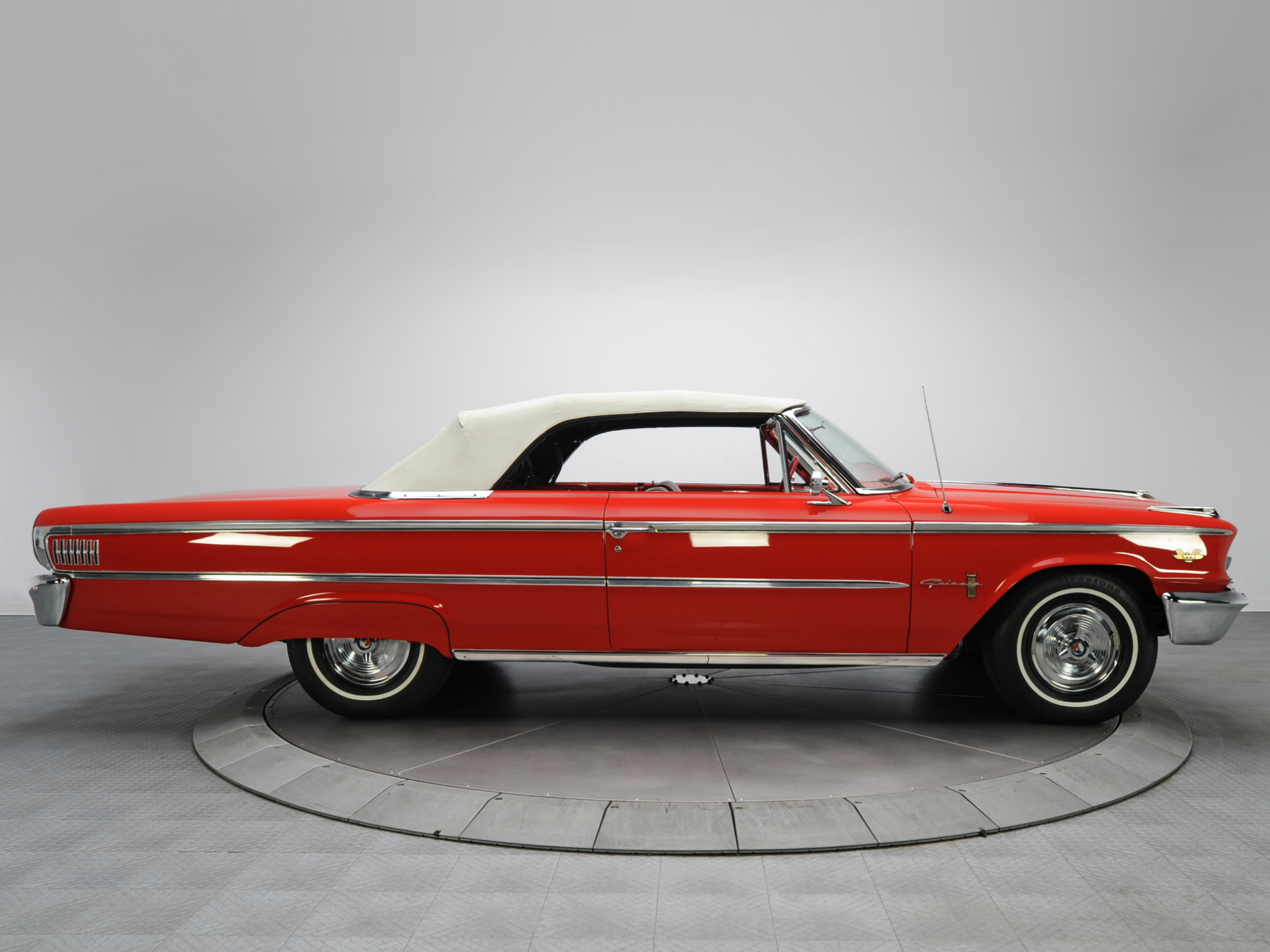 1963 ford galaxie 500 sunliner 6 5 convertible classic h wallpaper