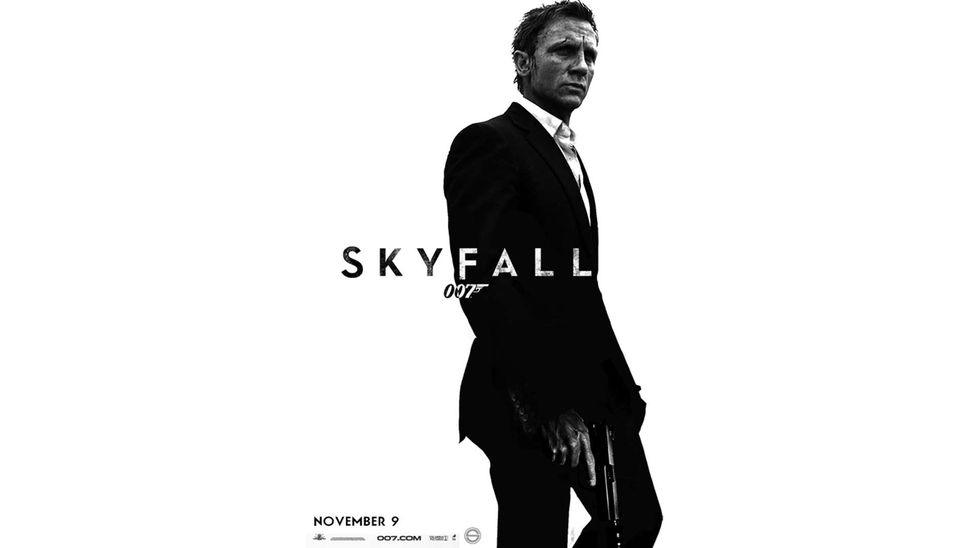 Skyfall James Bond wallpaper   Daniel Craig wallpaper 32623669 1920x1080