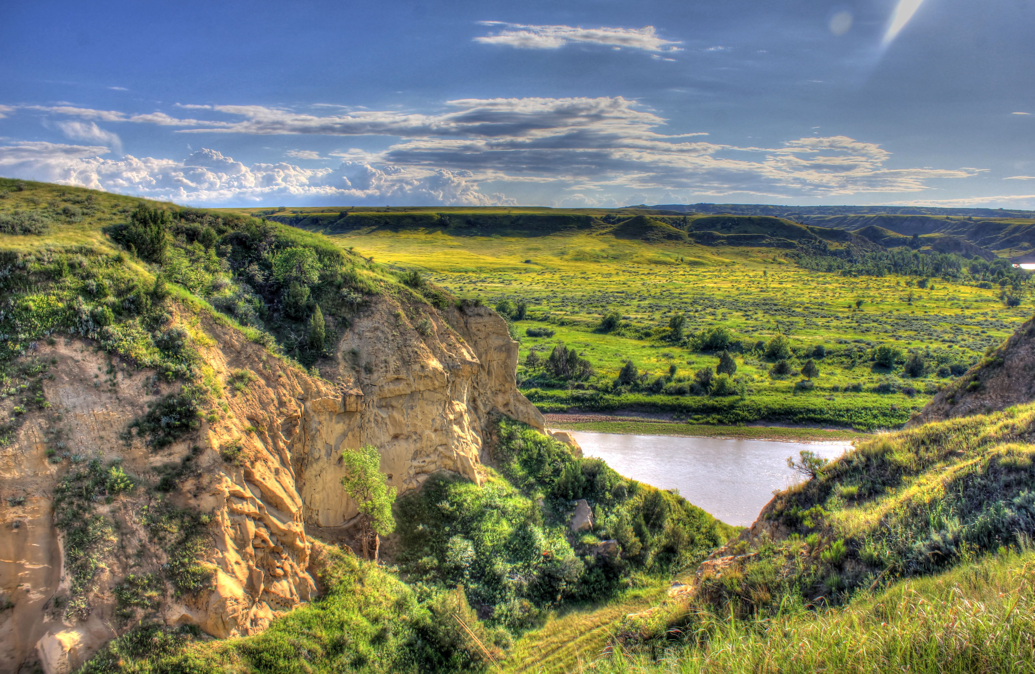 Top 10 Theodore Roosevelt National Park Campgrounds RV Parks 3384x2202