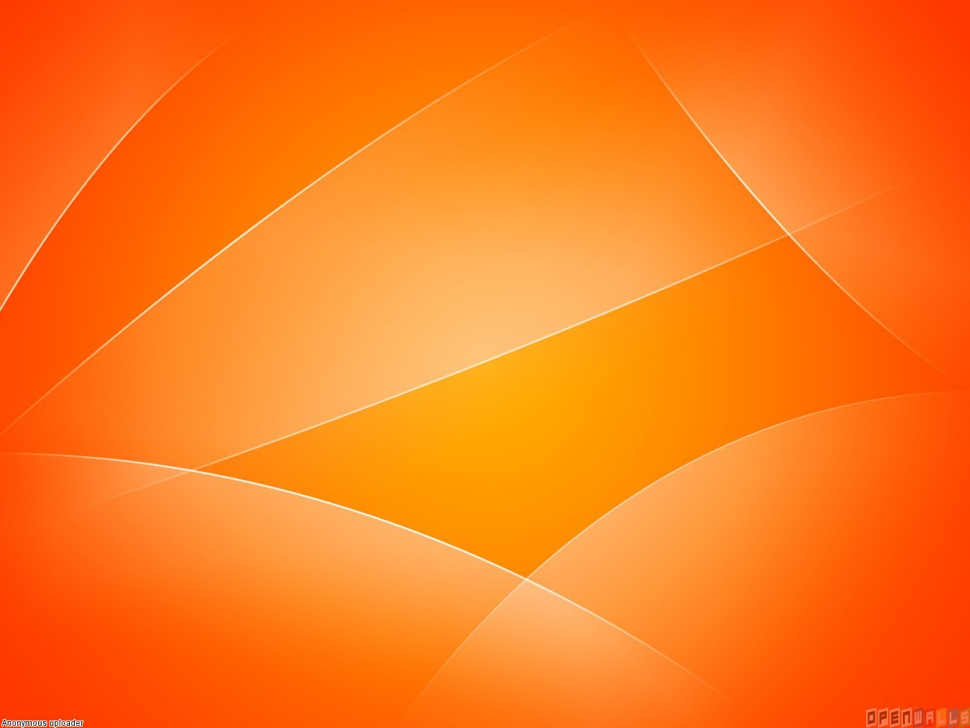 Orange background wallpaper 12889   Open Walls 1400x1050