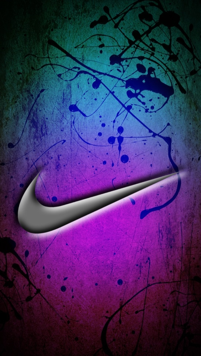 640x1136px Nike Wallpaper Girly Images Wallpapersafari