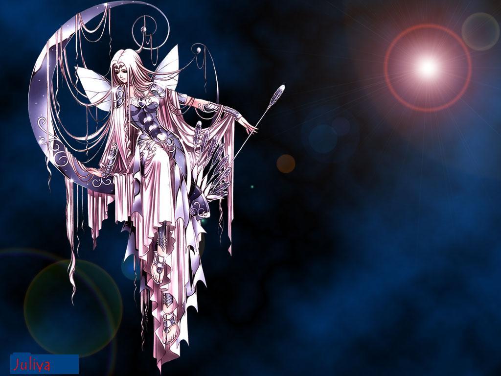 49 Angel Fairies Wallpaper On Wallpapersafari