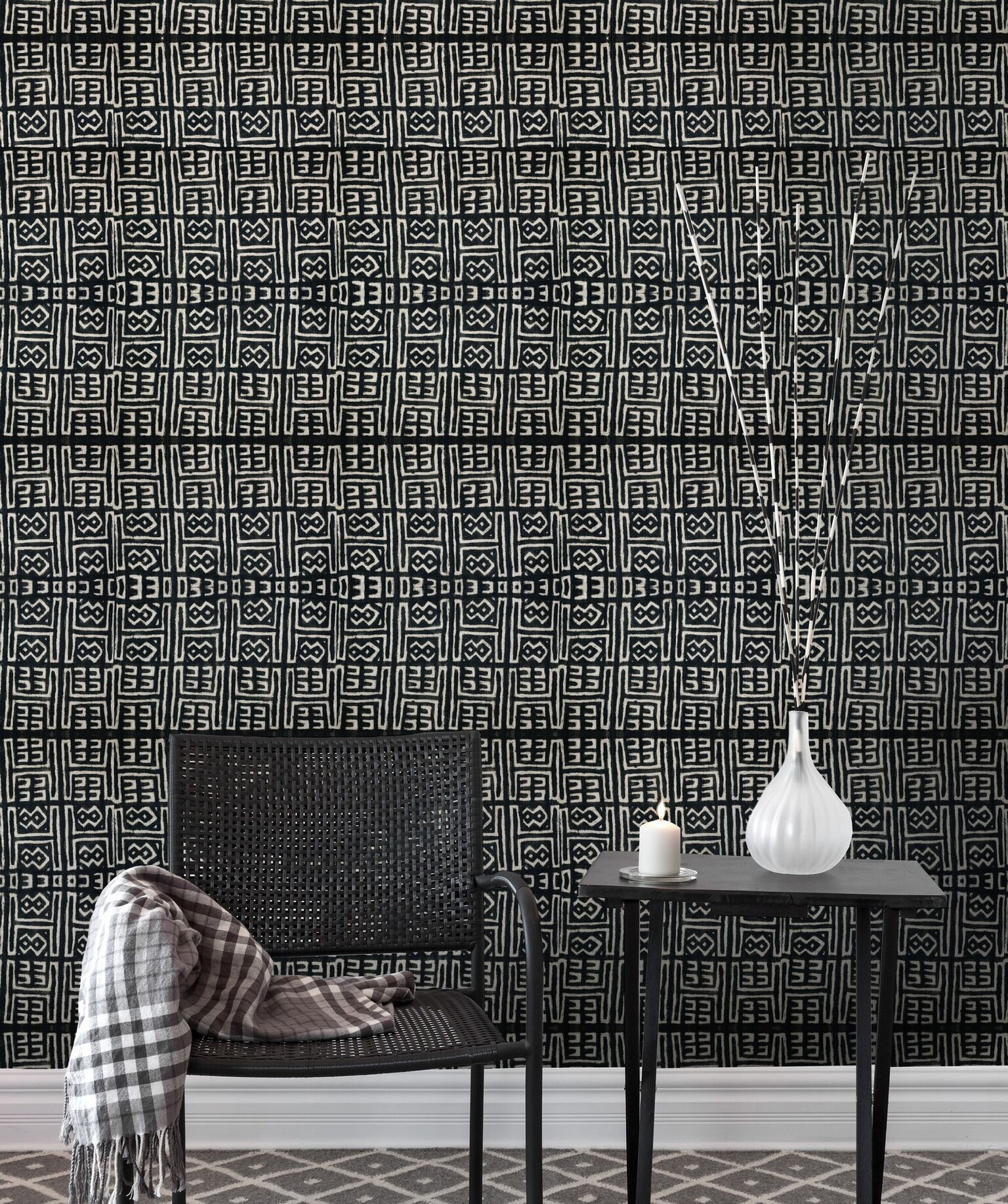Zulu Wallpaper   Contract Furniture Store 1536x1836