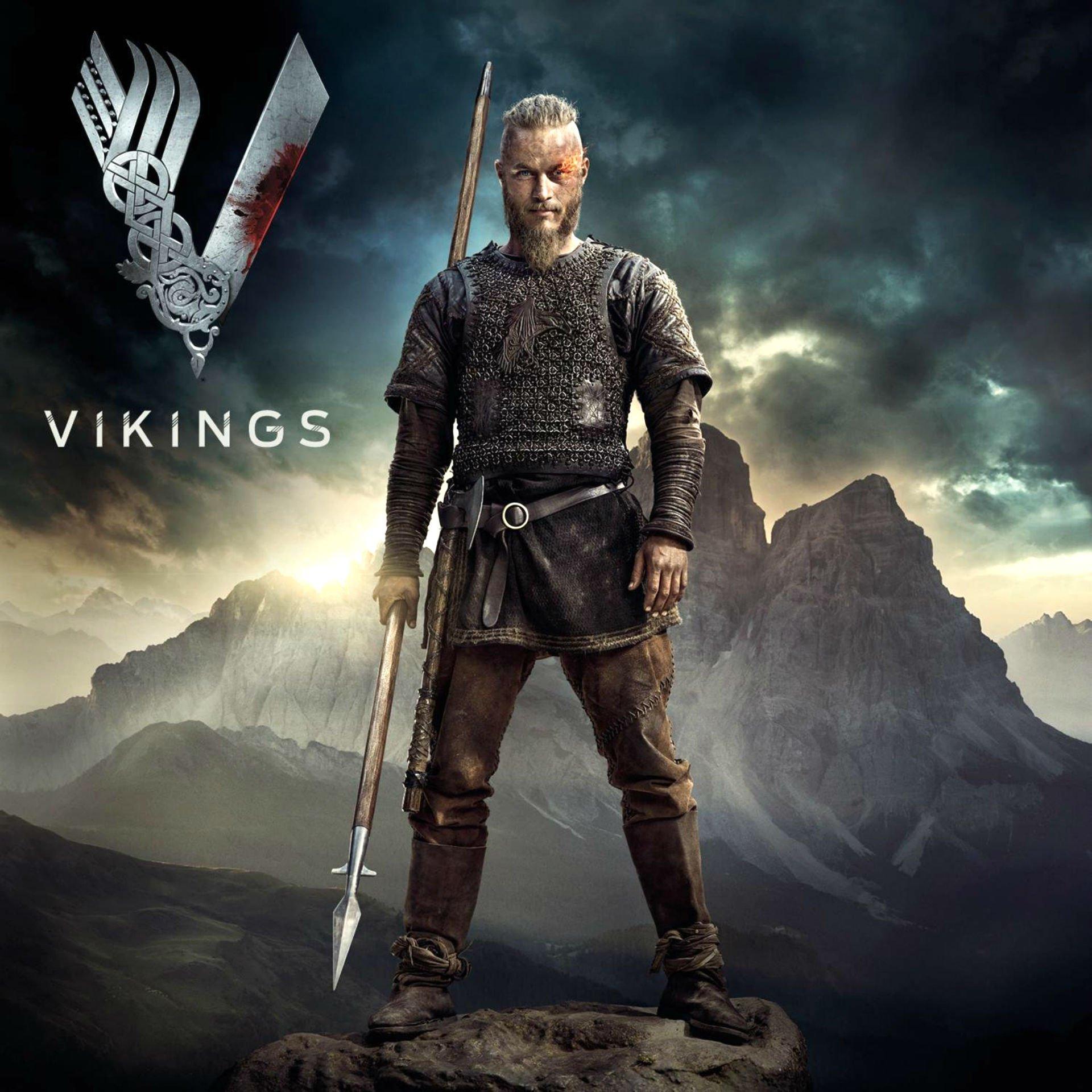 VIKINGS action drama history fantasy adventure series 1vikings viking 1920x1920