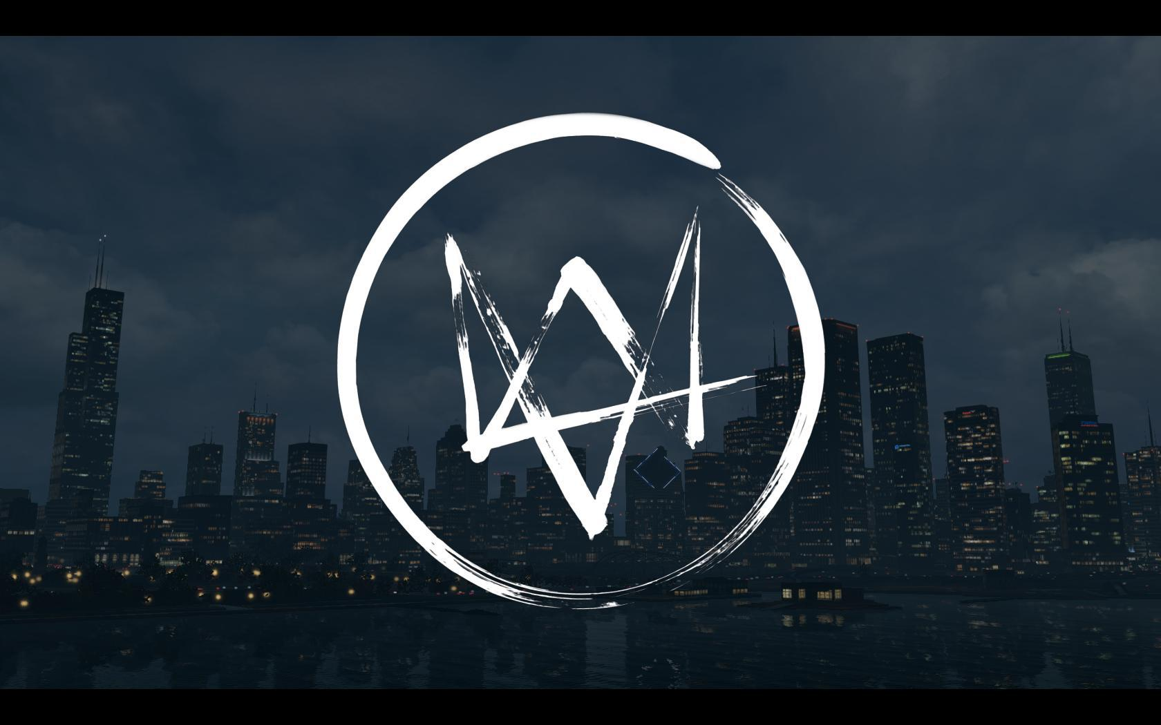 Watch Dogs Logo Wallpaper - WallpaperSafari