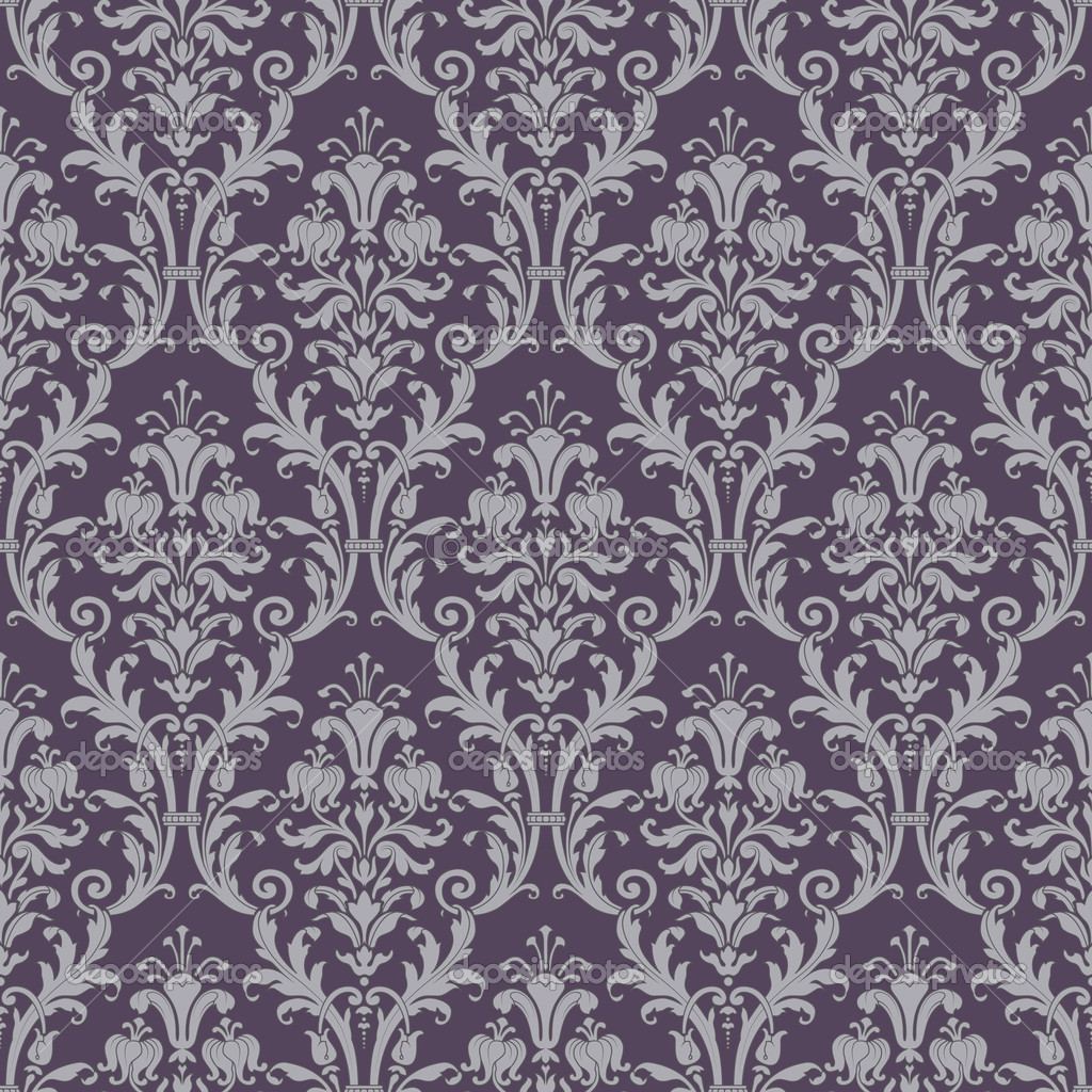 purple and grey wallpaper
