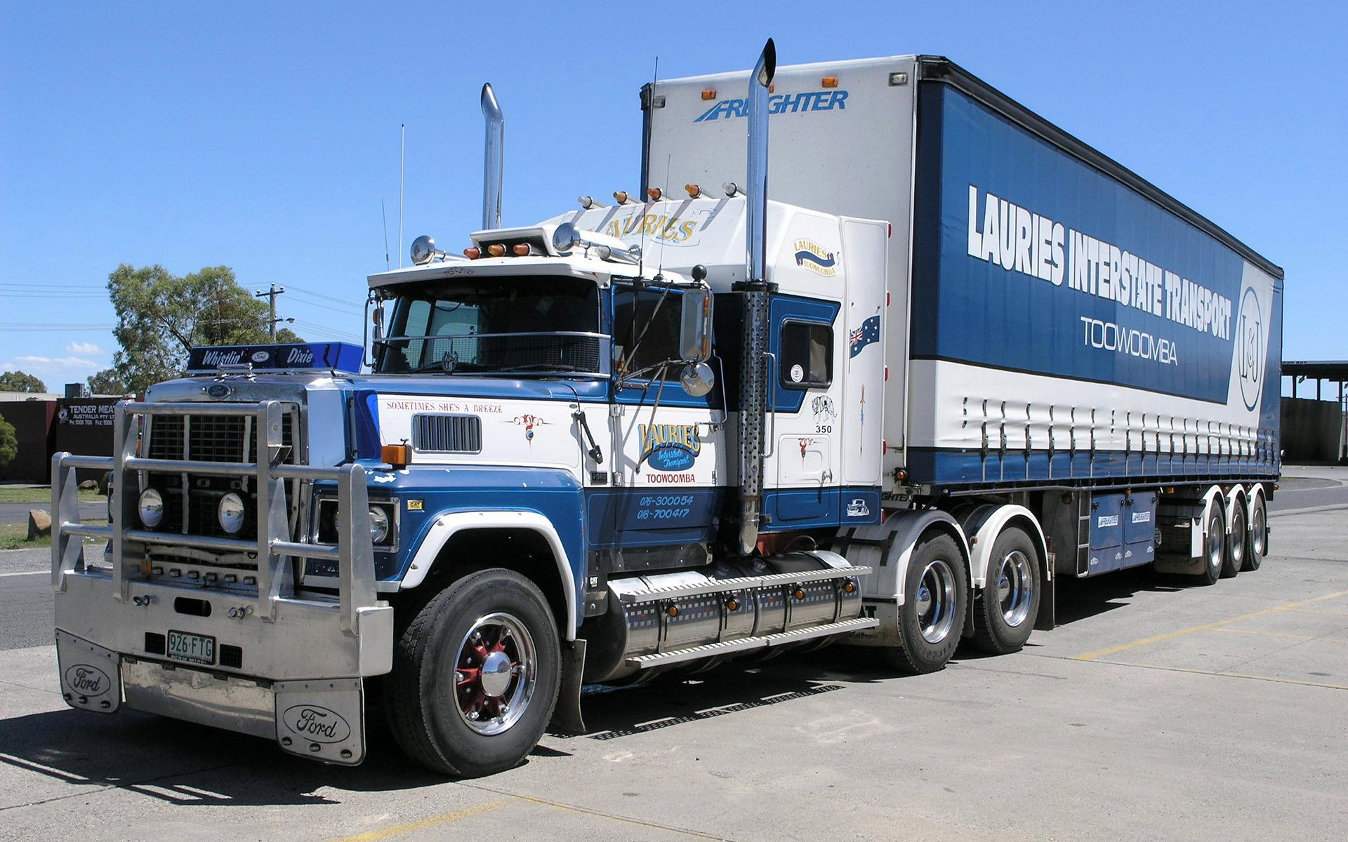 Semi Truck Wallpaper Images amp Pictures   Becuo 1920x1200