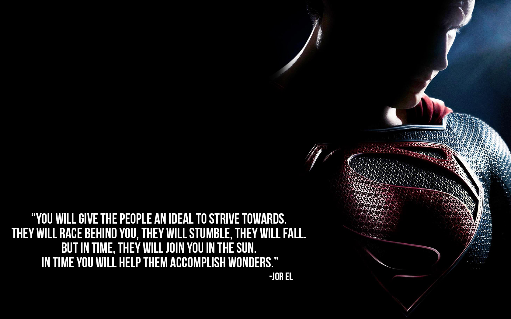 Man of Steel Superman wallpaper 1680x1050 228606 WallpaperUP 1680x1050