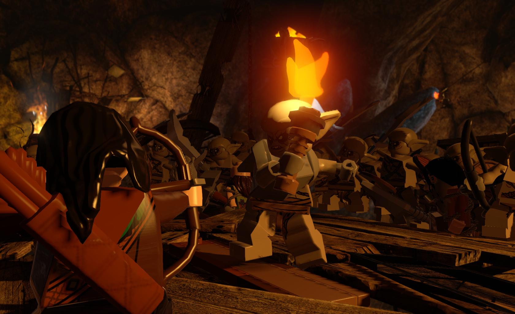 Lego The Hobbit desktop wallpaper 39 of 63 Video Game Wallpapers 1680x1024