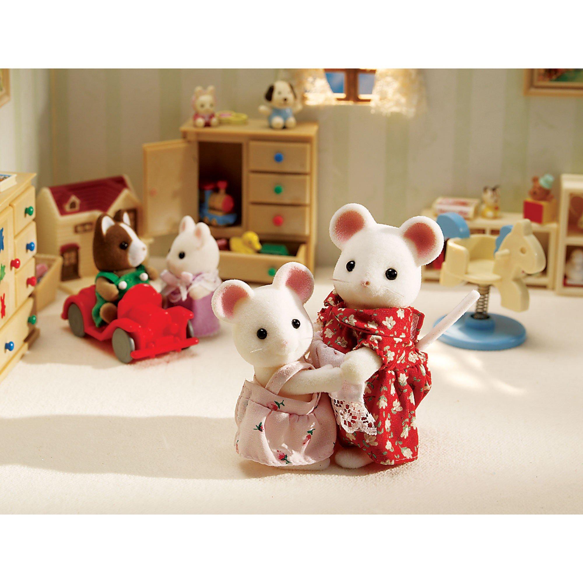 Toddler Bedroom Set Calico Critters Wallpaper Wallpapersafari