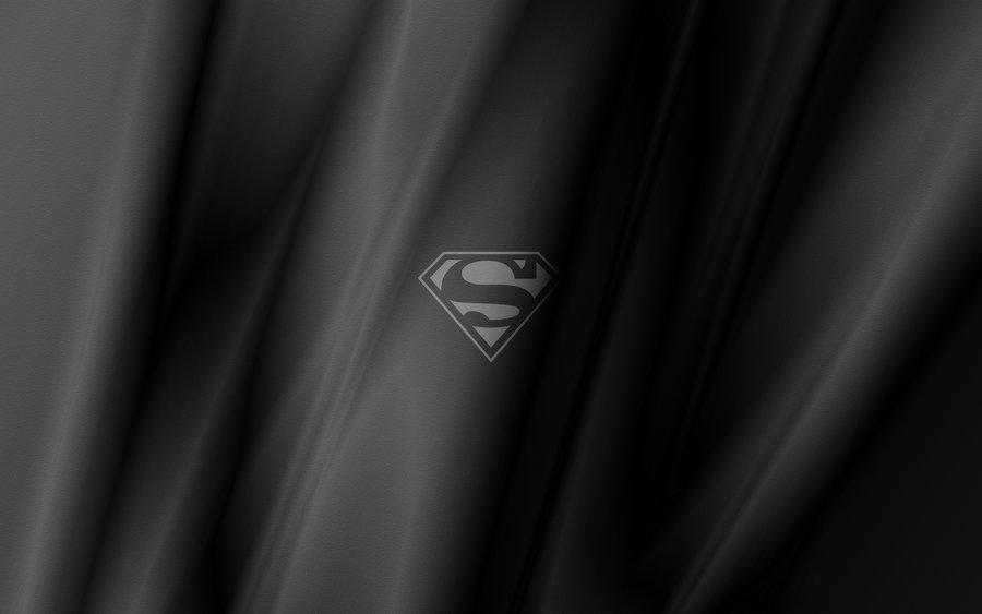 Superman Logo Wallpaper by jix 900x563