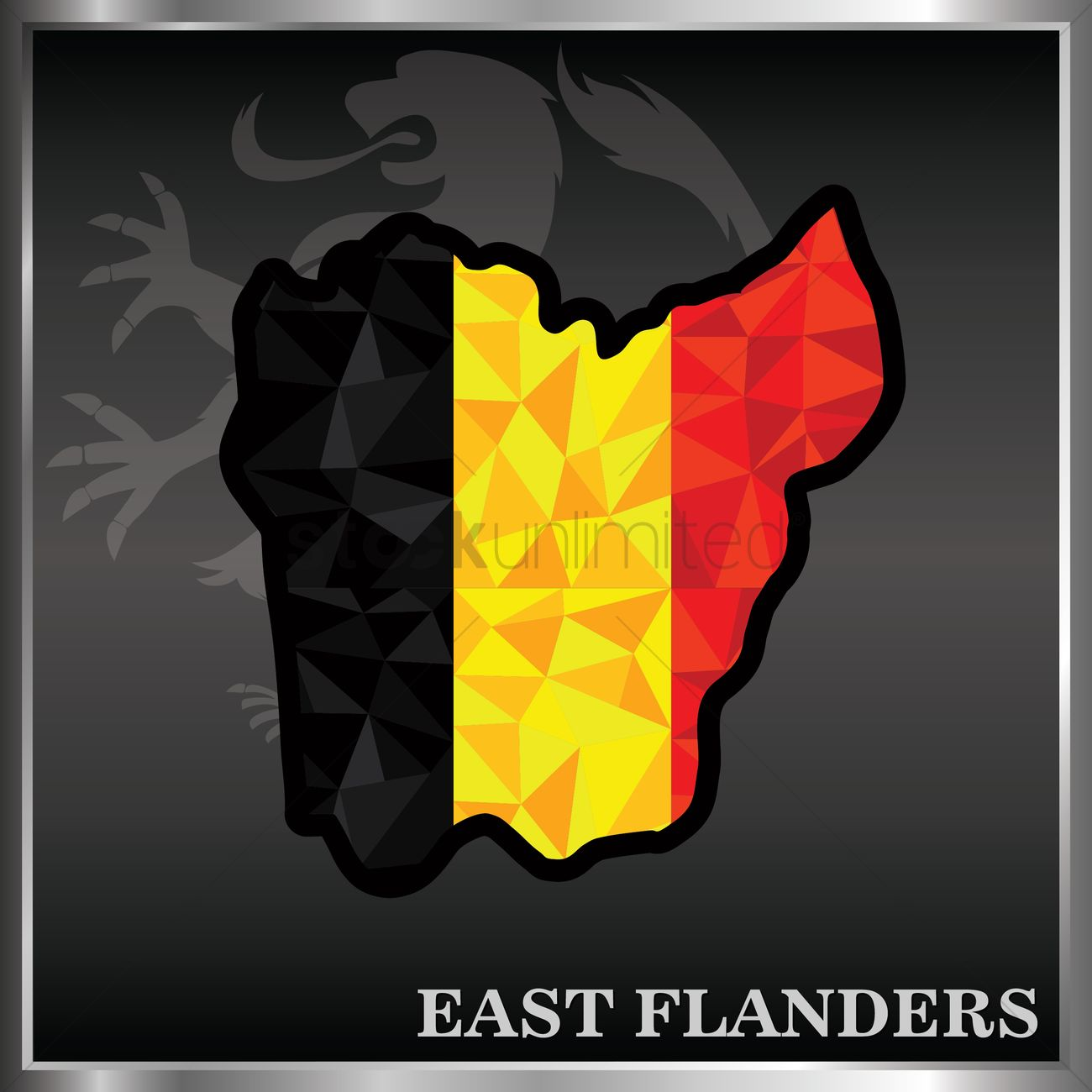 East flanders wallpaper Vector Image   1581334 StockUnlimited 1300x1300