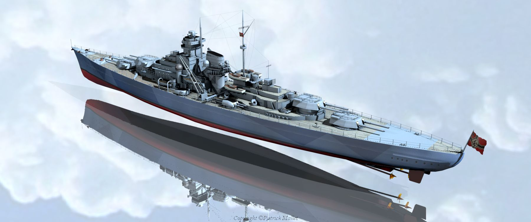 images battleship bismarck wallpaper battleship bismarck wallpaper 1800x753