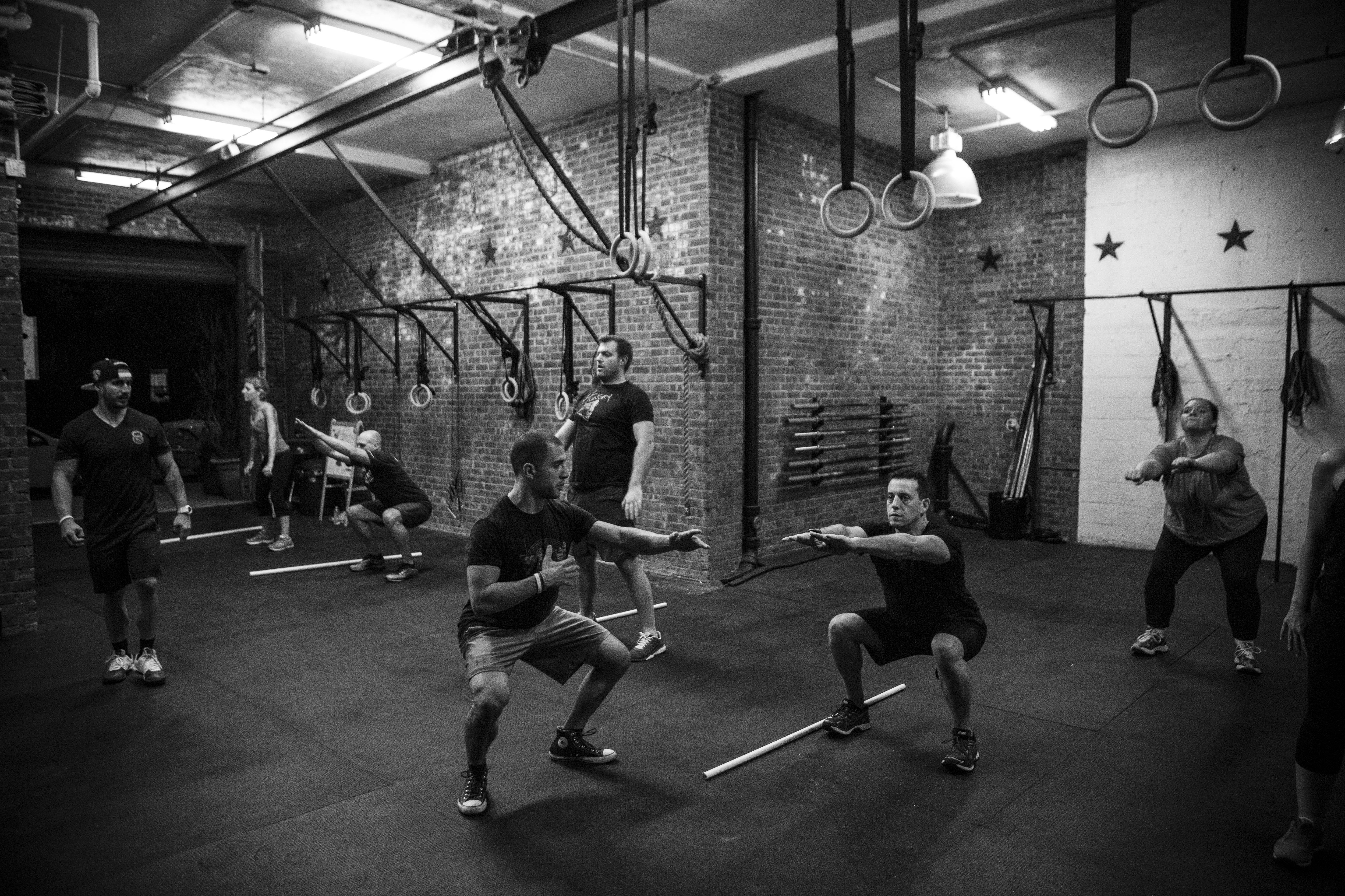 Crossfit Wallpapers HD 5760x3840