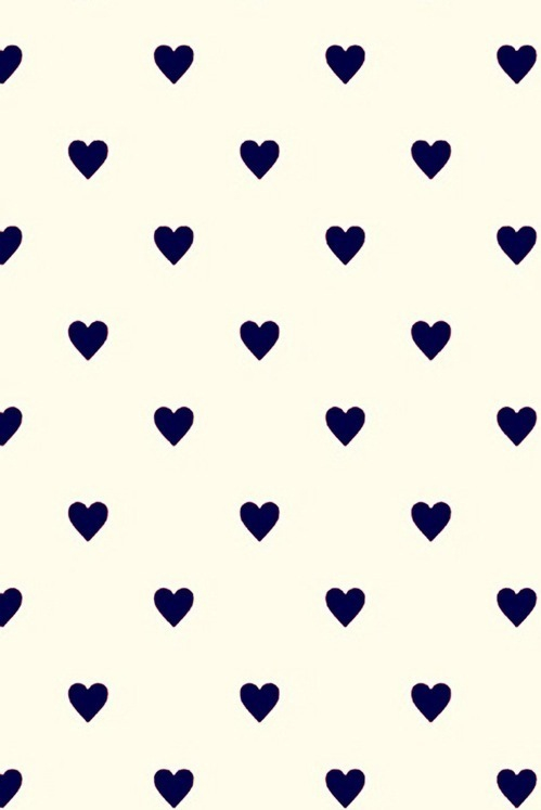 Background Little Cute Iphone Hearts Wallpaper Heart Vintage 499x747