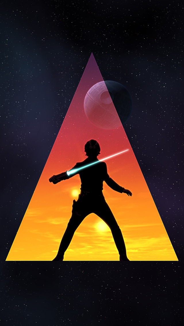 Download Star wars iphone wallpaper 640x1136