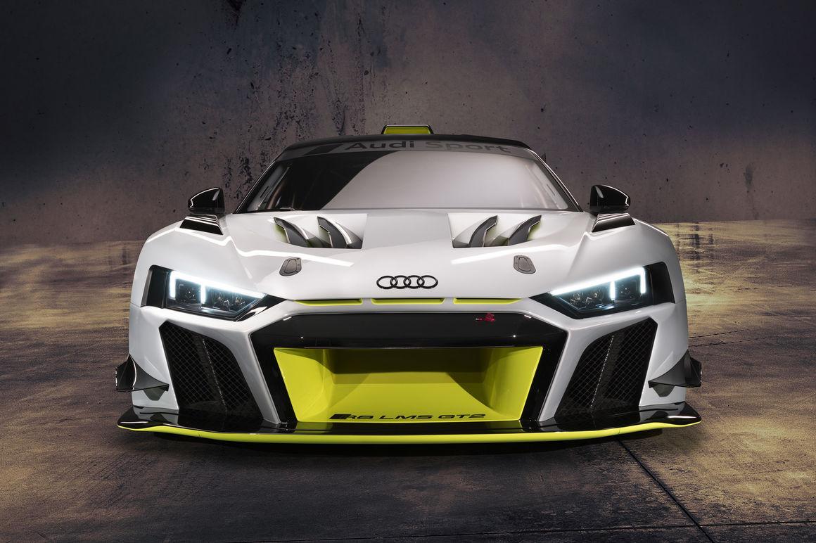 Audi R8 LMS GT2 Audi MediaCenter 1160x772