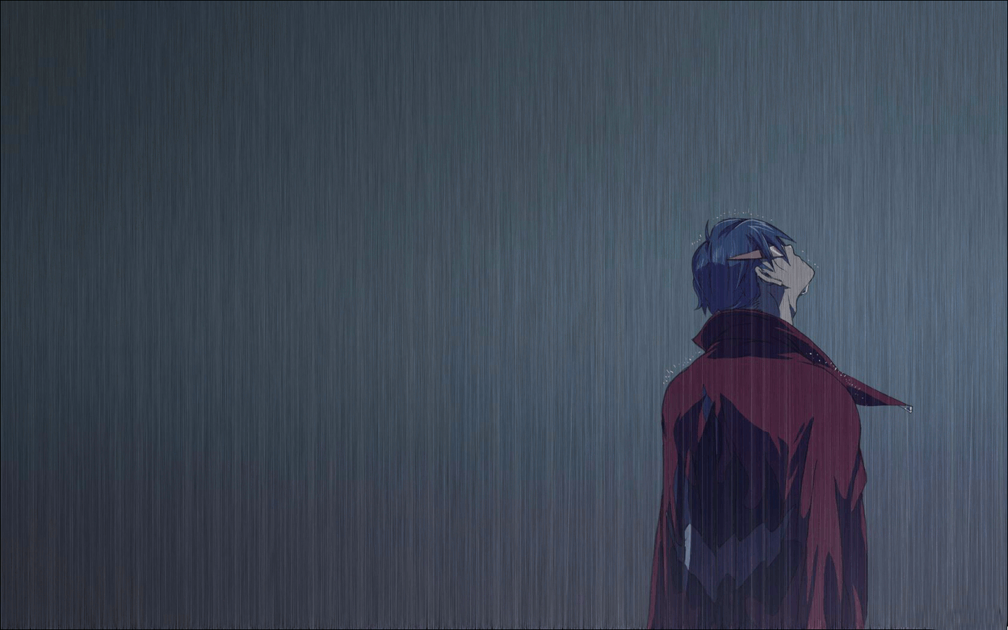 Sad anime wallpaper wallpapersafari - Sad man hd wallpaper ...