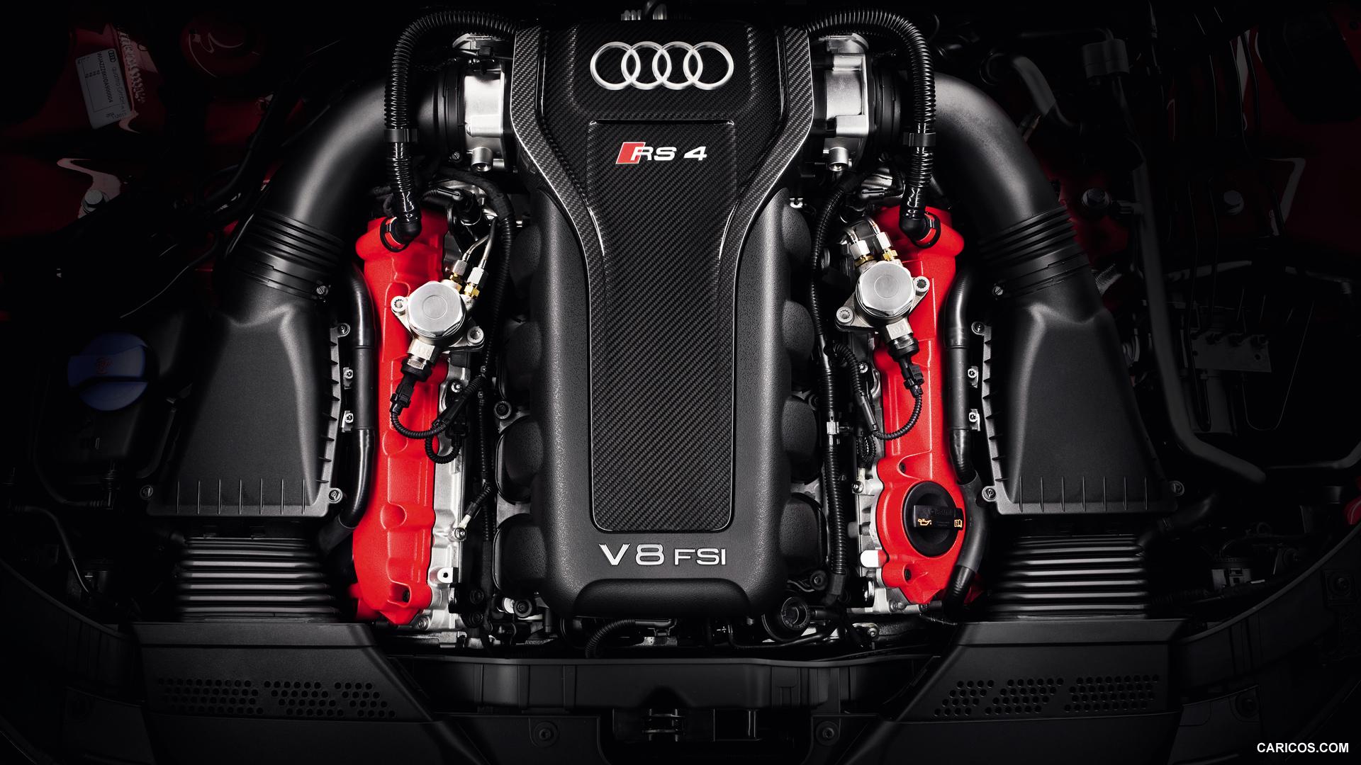 63 Audi Engine Wallpaper On Wallpapersafari