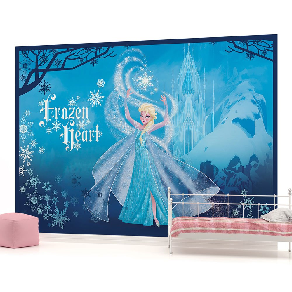 Disney Frozen Girls Bedroom Photo Wallpaper Wall Mural Room Decor 1000x1000