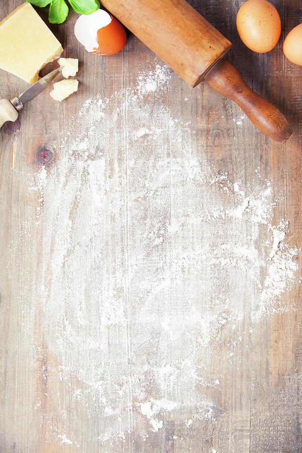 Baking Background Photograph by Natalia Klenova 600x900