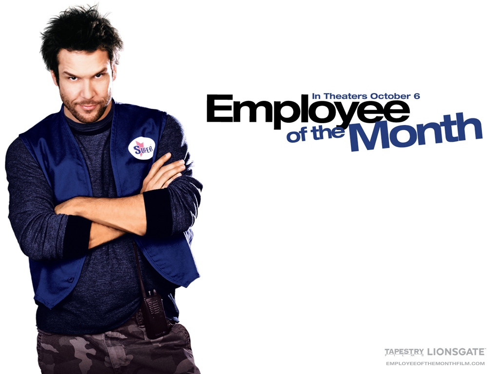 Dane Cook   Dane Cook in Employee of the Month Wallpaper 3 1024x768