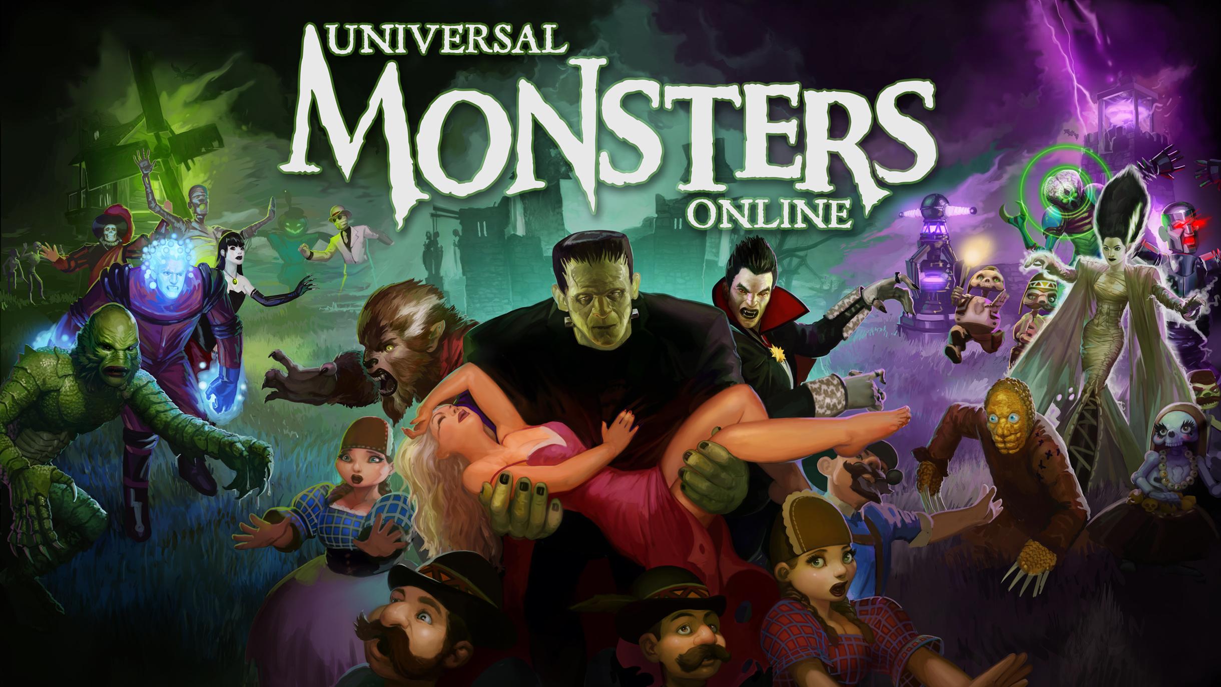 Universal Monsters Logo On universal monsters 2440x1373
