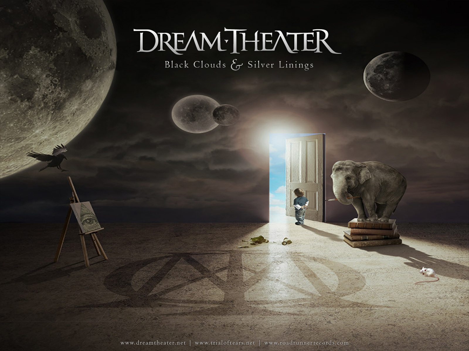 Best Of Dream Theater Wallpapers Hd For: Dream Theater Wallpaper