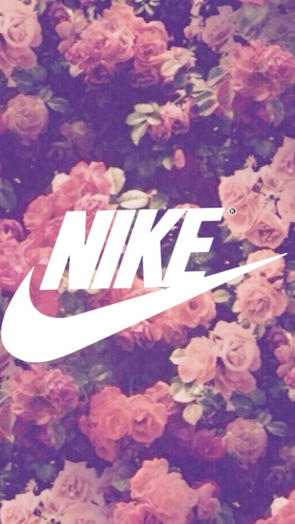 girls pink nike girly wallpaper - photo #22