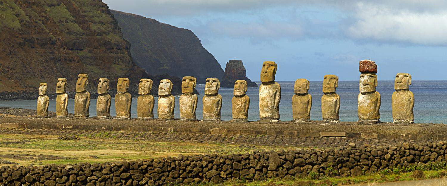 Easter Island was annexed by Chile in the late 19th century 1500x623
