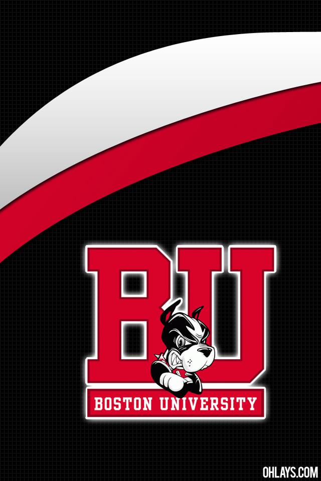 Boston University Terriers Iphone Wallpaper 3 Boston University Bu 640x960