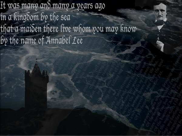 Edgar Allan Poe Annabel Lee Wallpaper Annabel lee edigar allan poe 600x450