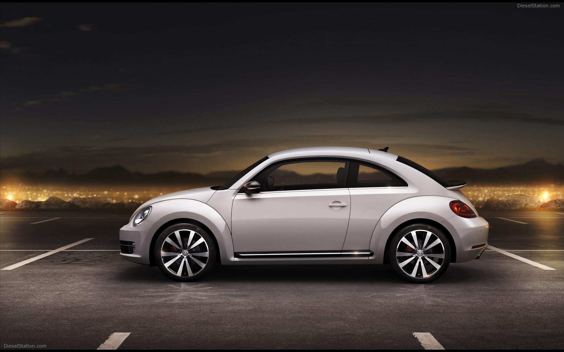 Home Volkswagen Volkswagen Beetle 2012 1920x1200