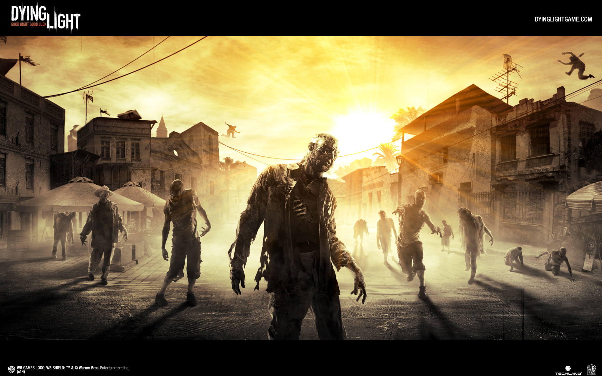 dying light xbone how to join friends