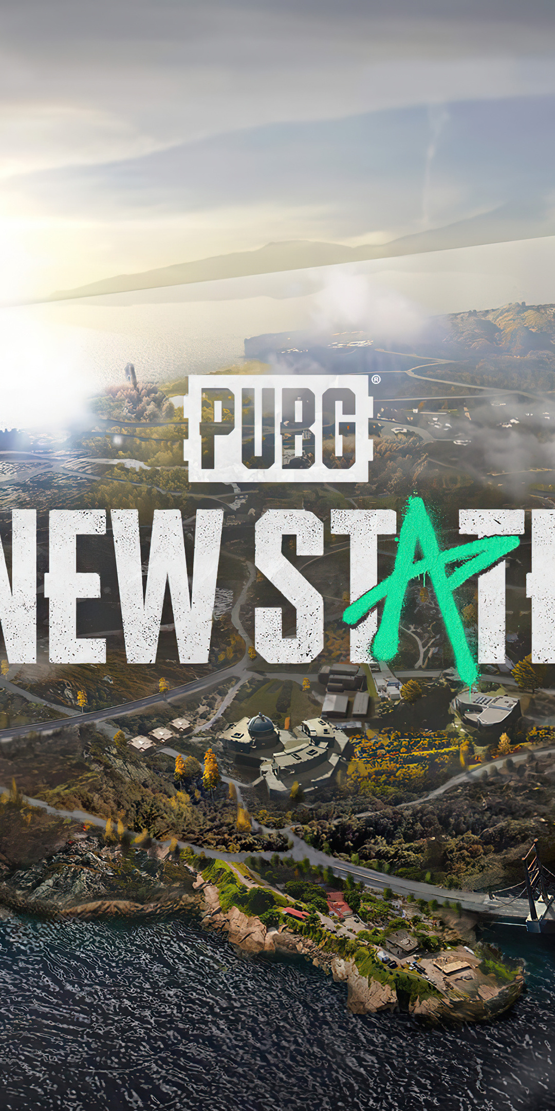 Pubg New State Wallpaper   Inselmane 1080x2160