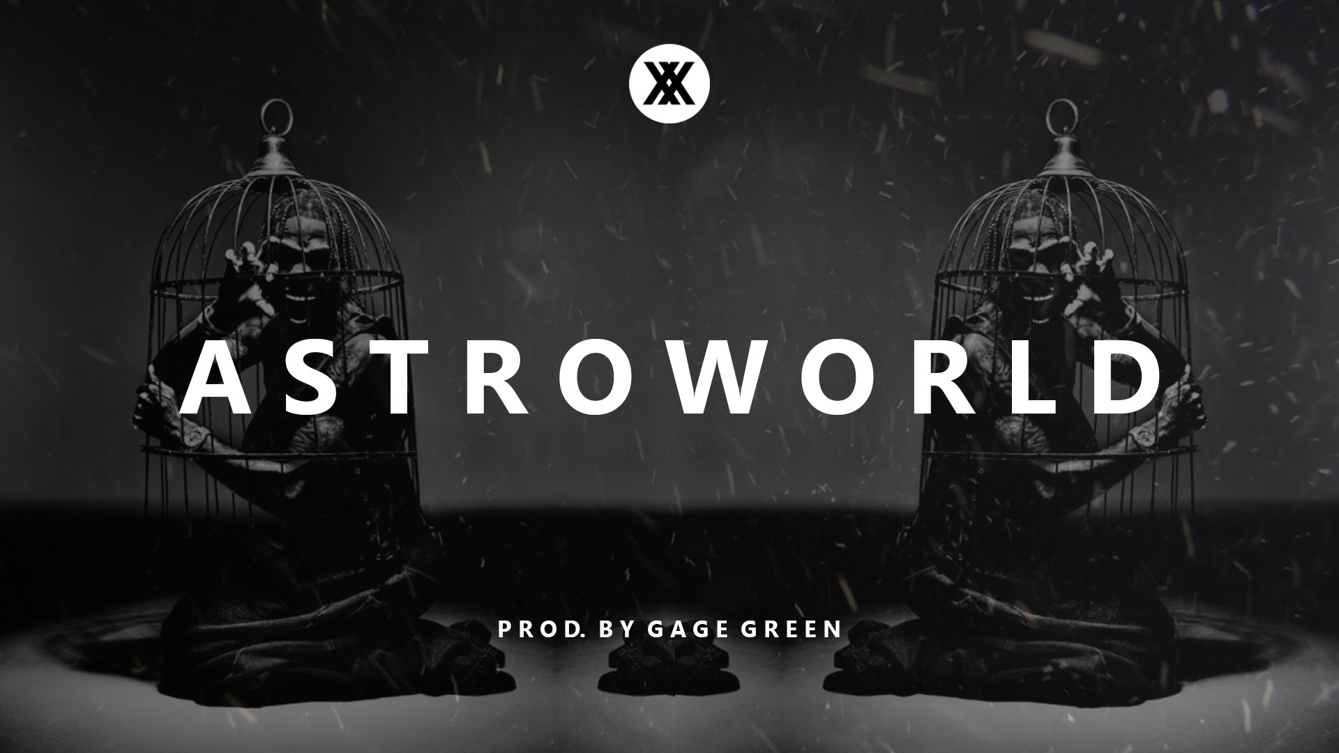 AstroWorld Monochrome Travis Scott 4172 Wallpapers and Stock 1920x1080