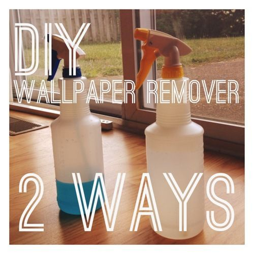 DIY Wallpaper Remover   this may come in handy someday LIFE   Good 500x500