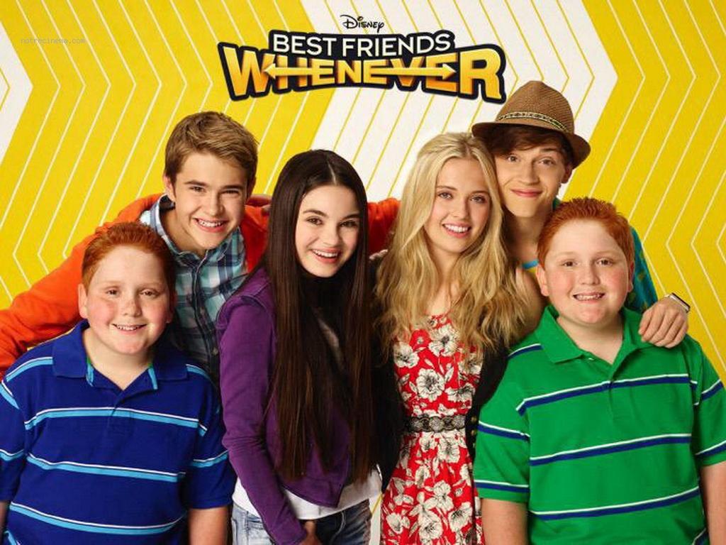 Best Friends Whenever Best Friends Whenever la srie TV 1024x768