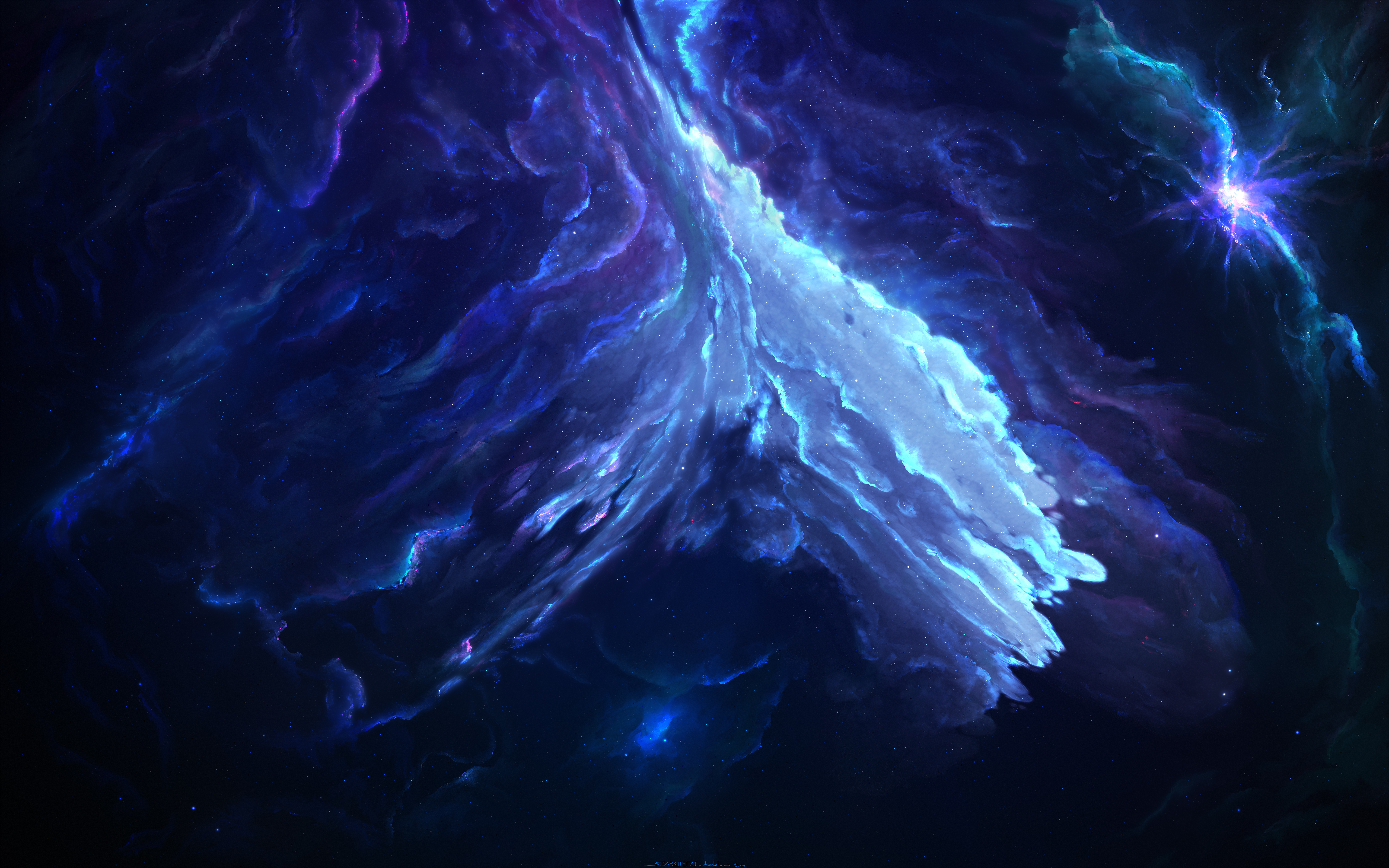 5120x3200px nebula 4k wallpaper wallpapersafari - 5120x3200 resolution ...