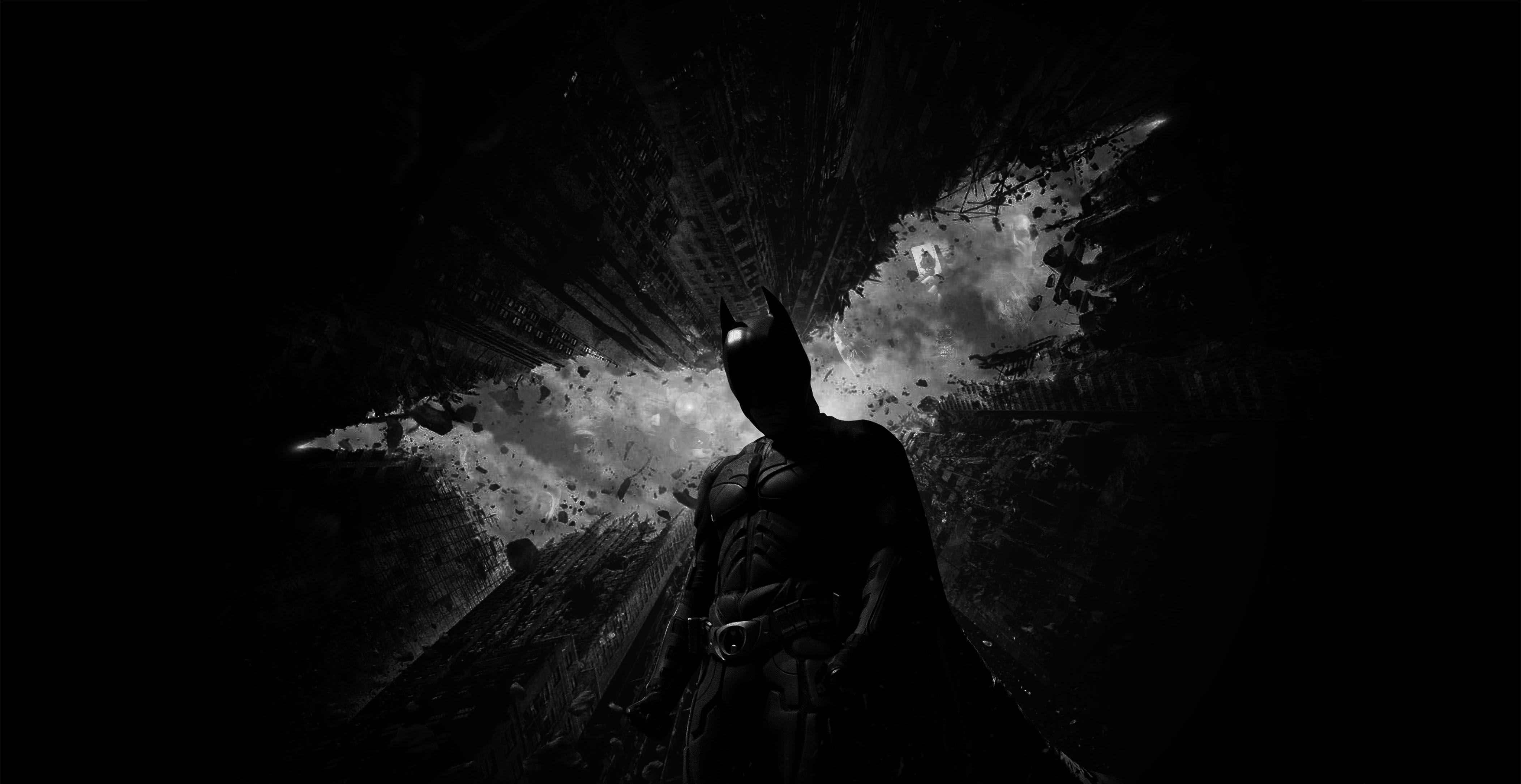 Dark Knight Wallpapers HD 4208x2170