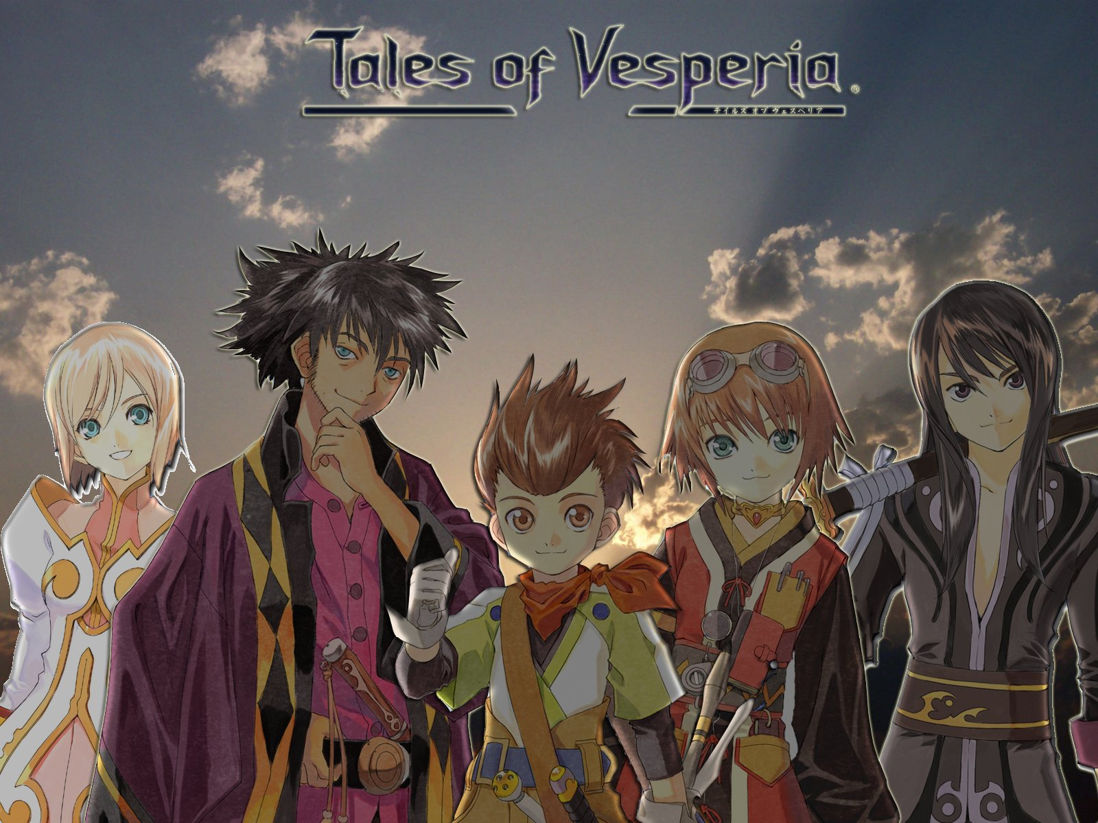 Tales Of Vesperia Wallpapers 9655 Wallpaper Game Wallpapers HD 1600x1200
