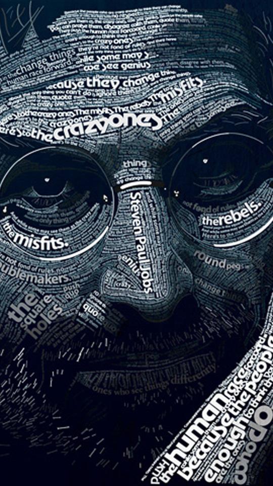Steve Jobs Moto E Wallpapers moto e wallpaper 540x960
