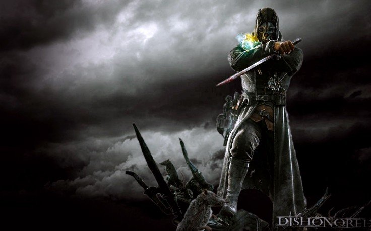Dishonored Cool Game Picture HD Wallpaper Desktop Background 736x459