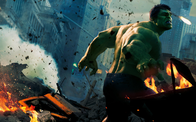 Hulk Avengers HD Wallpaper Background Images 3000x1875