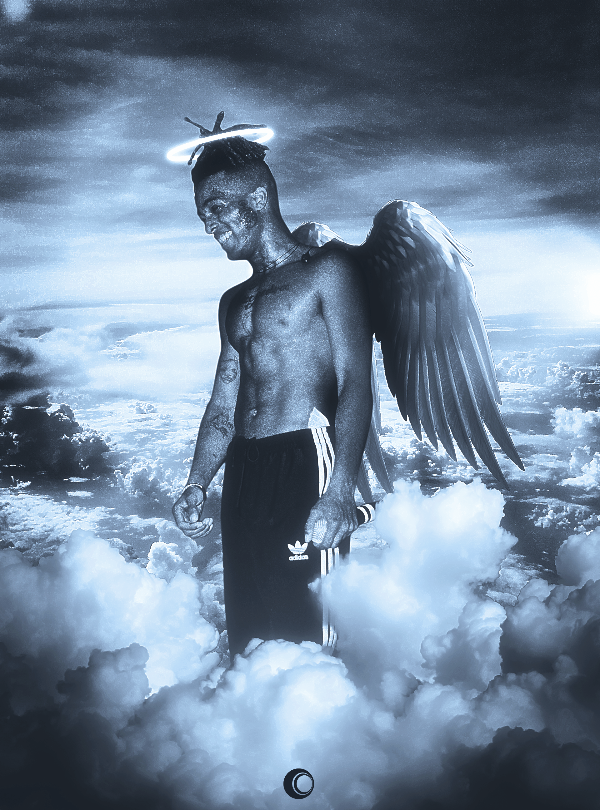 Rest in Peace Xxxtentacion Wallpapers   Top Rest in Peace 1920x2594
