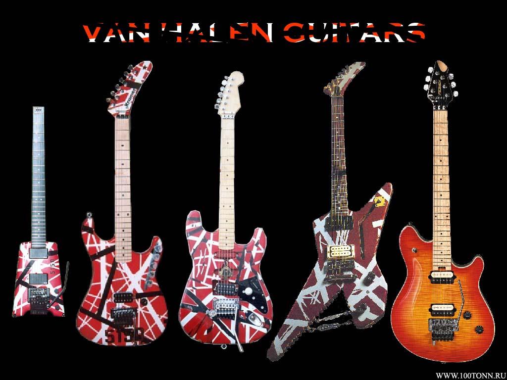Van Halen Wallpaper HD - WallpaperSafari