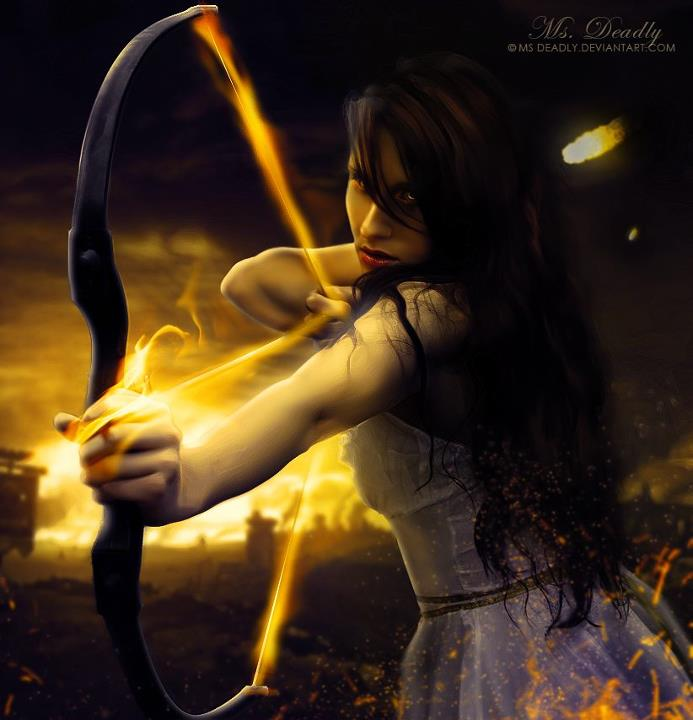 Skyrim Enchanted Arrows Rings