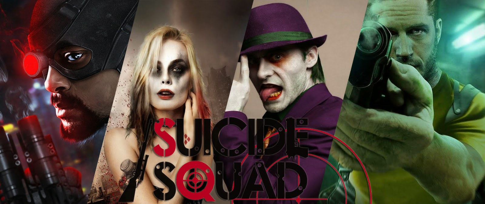 Showing Gallery For Suicide Squad Movie Wallpaper 1600x675