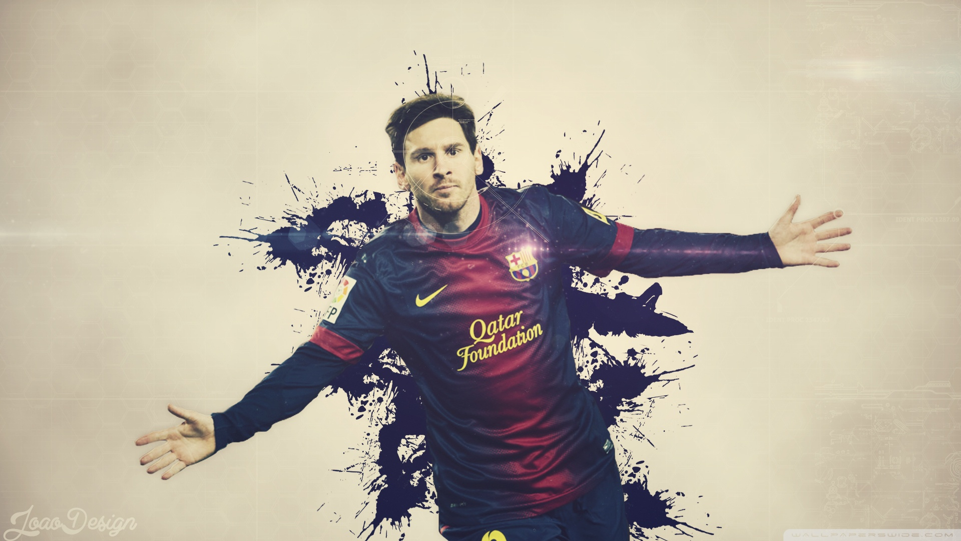 Lionel Messi Hd Wallpaper 1920x1080