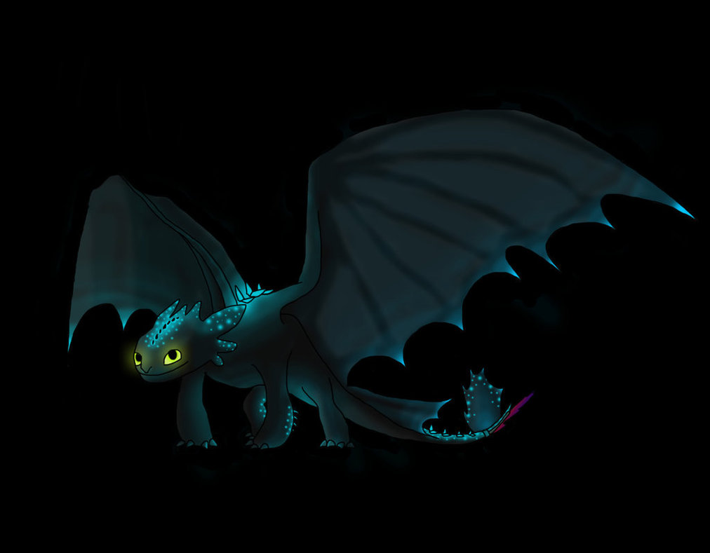 Alpha Toothless by Howlinghill 1012x789